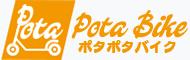 ポタポタバイクロゴマーク
